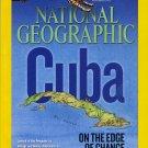 National Geographic Magazine~November 2012~Cuba~Cheetah Poster
