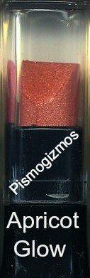 "Avon ""Apricot Glow"" Smooth Minerals  SPF 15 Lipstick Sample"