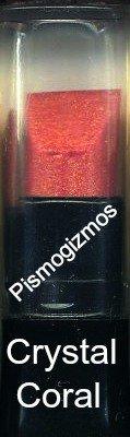 "Avon ""Cystal Coral"" Smooth Minerals  SPF 15 Lipstick Sample"