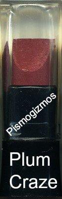 """Avon """"Plum Craze"""" Smooth Minerals  SPF 15 Lipstick Sample"""