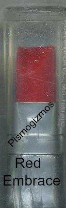 "Avon""Red Embrace"" Totally Kissable Lipstick Sample"