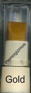 "Avon ""Gold "" Moisture 15 Satin Smooth Lipstick Sample SPF 15"