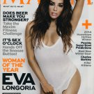 Maxim Magazine Jan/Feb 2014 : Woman of the Year-  Eva Longoria