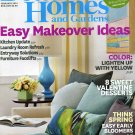 Better Homes And Gardens February 2014