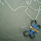 Mariposa (Butterfly) Pendant (w/ chain)