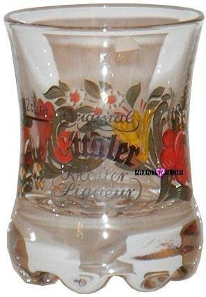 Klofter Liqueur Jigger Shot Glass Schnapps Glasses Germany