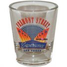 Las Vegas Freemont Street Casino Shot Glass Schnapps Glasses