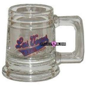 Las Vegas Hotel Casino Shot Glass Mug Schnapps Glasses