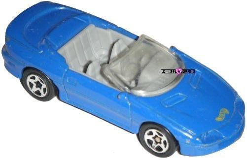 Hot Wheels Diecast Camaro Convertible Chevy Diecast 1995