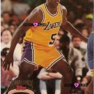Topps Stadium Club Duane Cooper Lakers Basketball Rookie Card 1993