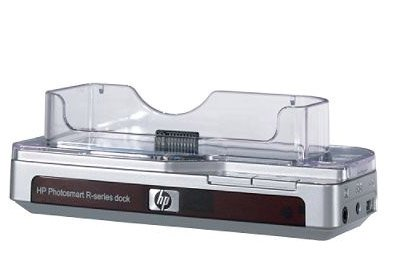 NEW HP CAMERA DOCK R SERIES C8887A R507 R607 R707