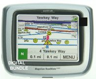 New Magellan RoadMate 2200T GPS Navigation System