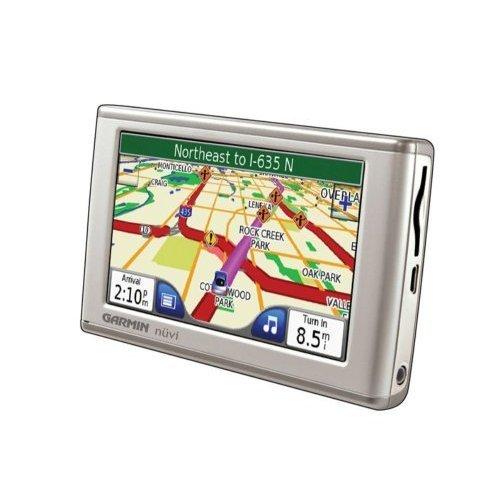 New Garmin NUVI 660 GPS Widescreen Talking Bluetooth MP3 Navigation Travel Assistant