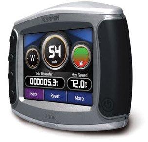 Garmin zumo 550 Motorcycle GPS Navigation System