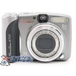 NEW CANON POWERSHOT A710 IS DIGITAL CAMEREA 7MP A 710