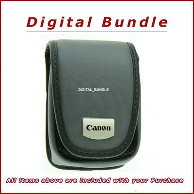 New! Canon Original PSC-60 Soft Carrying Case for Digital Cameras