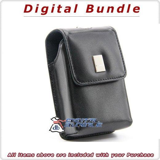 New! Canon Original PSC-55 Soft leather Case for Digital Cameras