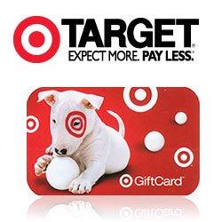 Target Gift Card $5 Value