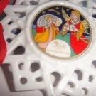 Verkundigung Annunciation Weihnachtsstern Ornament Germany