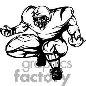 football player lb