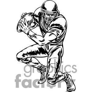 football player QB tackled1