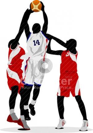basketball players 5