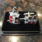 Kappa Alpha Psi-cuff links
