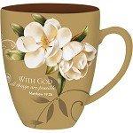 Mug With God CHMUG04