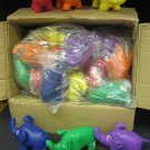 Enlarge  Case Bean Bag Elephants PVC Stuffed 120 Toys Wholesale