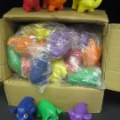Case Bean Bag Elephants PVC Stuffed 120 Toys Wholesale