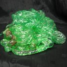 Spring Commotion Sculpture  Eco-Art Recycled Plastic