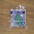 20 pr Max Lite Ear Plugs earplugs Howard Leight nrr 30
