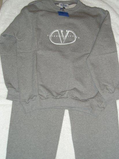Valentino Kids Junior Sweat Shirt and Pants