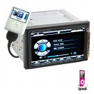 Road King 7 Inch High-Def Car DVD Player with GPS and DVB-T