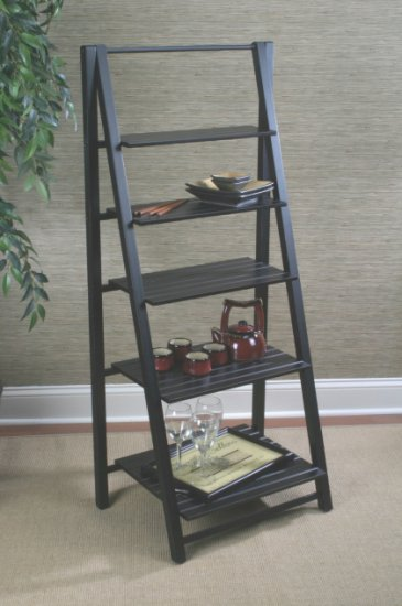 5-Tier Ladder Shelf