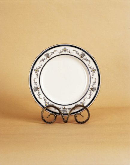 Curved Single Plate Stand