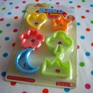 Cookie cutters set A