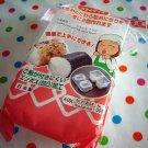 Bento roll shape rice mold
