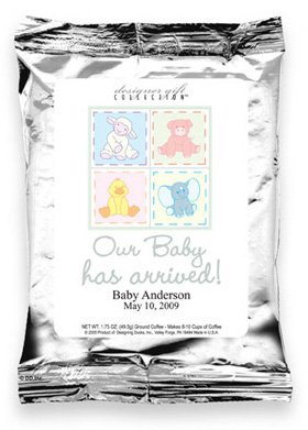 Our Baby Has Arrived-Animal Quilt