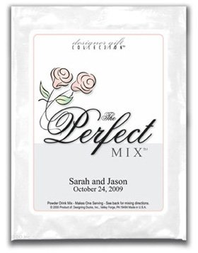 The Perfect Mix-Pink Roses
