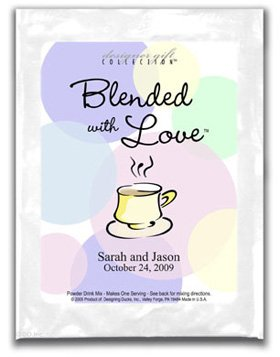 Blended WIth Love-Pastel Polka Dots
