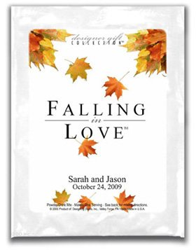 Falling In Love-Leaves Cascading