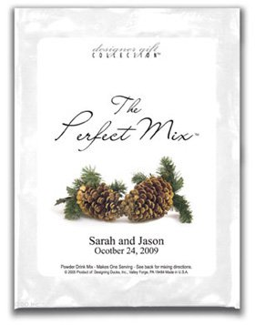 The Perfect Mix-Two Pine Cones