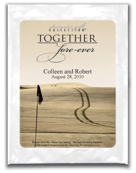 Together Fore-ever-Early Morning Golf Course