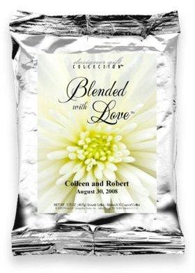 Blended With Love-White Flower