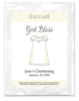 God Bless-Girls Gown