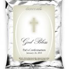 God Bless-Tan Cross
