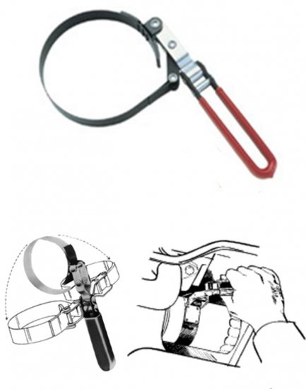 Swivel Handle oil Filter wrench 85-95mm