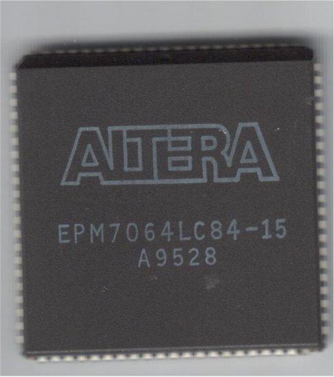 ALTERA EPM7064LC84-15 MAX 7000 Programmable Logic Chip