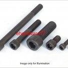 Hex Socket Cap Screw M6x12mmL (10pcs)